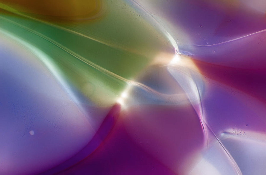 Intuition Abstract Photography Motivational Artwork by Omashte