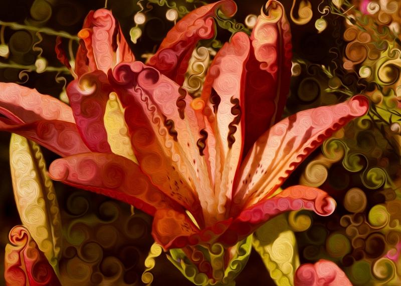 Pretty Pink Pouting Pleasures Omaste Witkowski owFotoGrafik.com