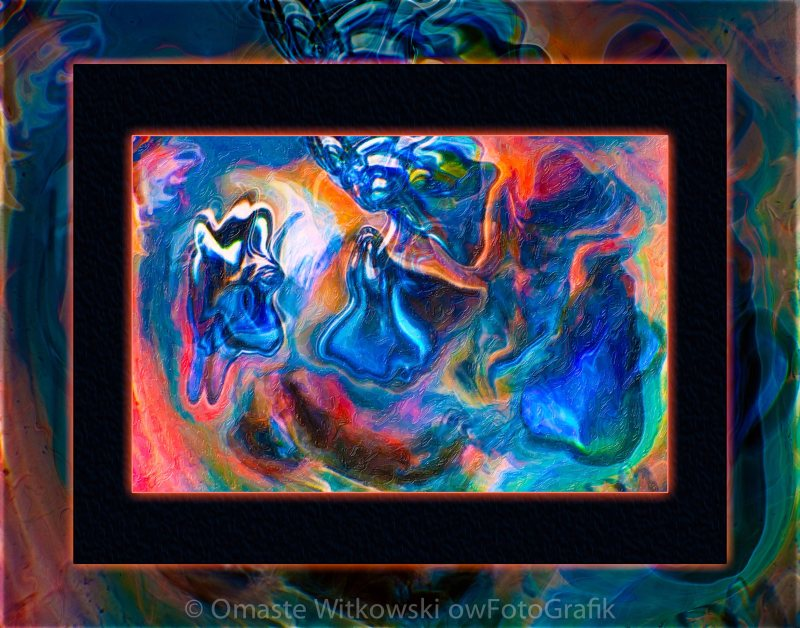 Angels and Other Protective Forces Abstract Healing Art Omaste Witkowski owFotoGrafik.com-2