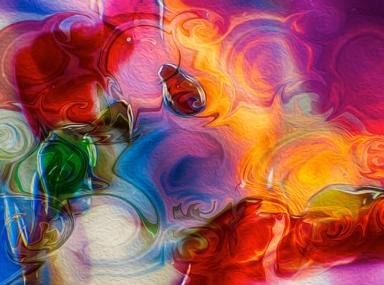 Enchanting Flames by Omaste Witkowski