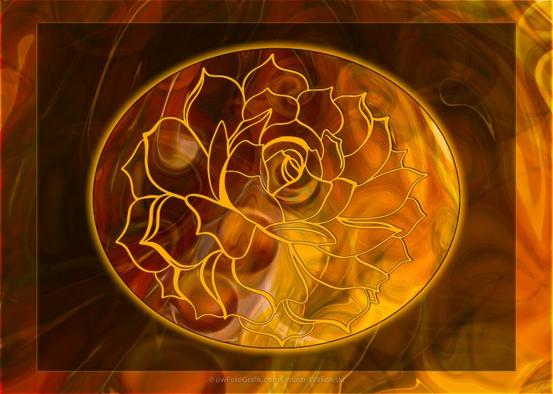 Hope Springs Eternal Abstract Healing Art