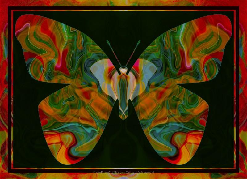 Love Creating Life Abstract Symbolism Art