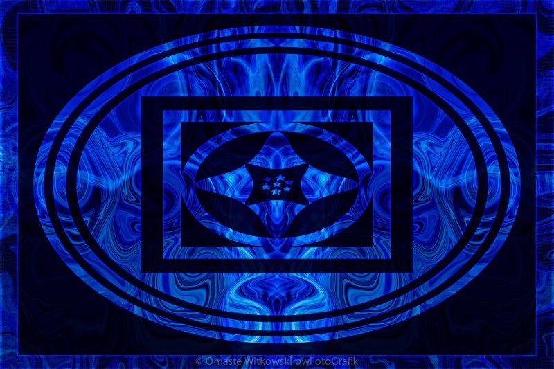 Life Force Within Abstract Healing Artwork Omaste Witkowski owFotoGrafik.com