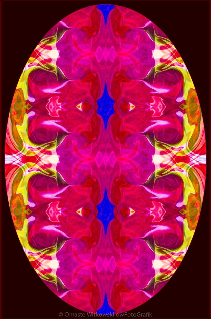 Chakra Colors And Patterns Abstract Spiritual Artwork Omaste Witkowski owFotoGrafik.com
