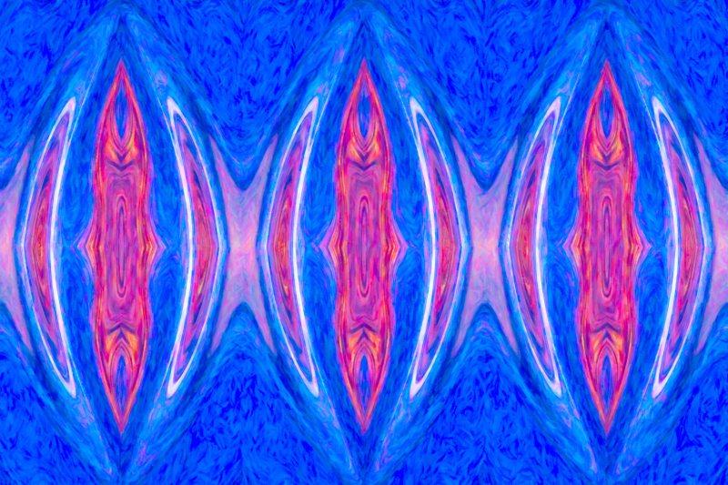Gender Neutral Ideals Abstract Dimensional Art by Omaste Witkowski owFotoGrafik.com