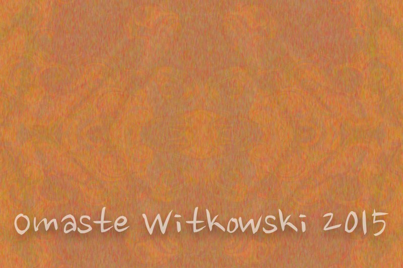Light Brown Consciousness Abstract Design Art by Omaste Witkowski owFotoGrafik.com