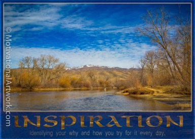 Boise River Inspiration by Omashte