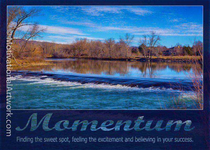 Momentum by Omashte