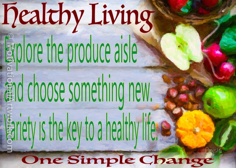 Healthy Living by Omashte